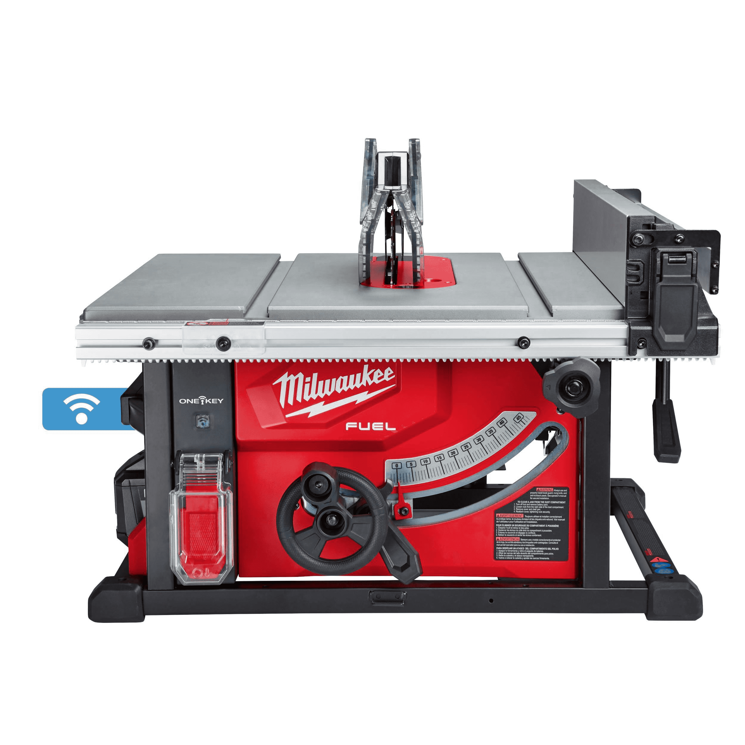 Milwaukee 2736-21HD M18 FUEL 8-1/4 Table Saw with One-Key Kit