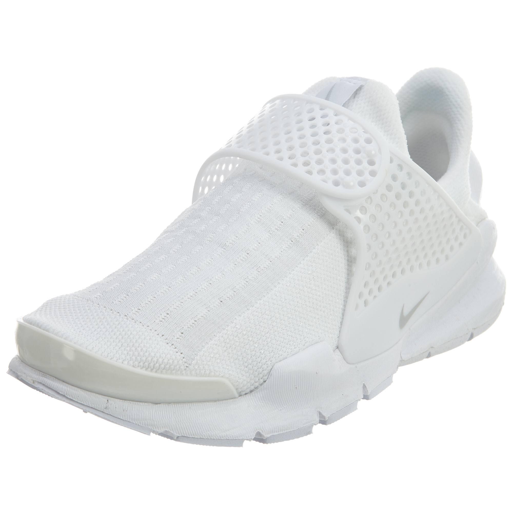 Platinum 848475 Style Dart White 9 pure Nike Womens Sock OzCwxCv