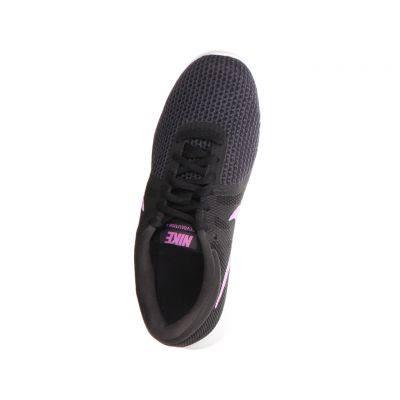 4 Revolution Schwarz Gr Glow Nike Black 38 white fuchsia Damen Sneaker BaqxnS6pw