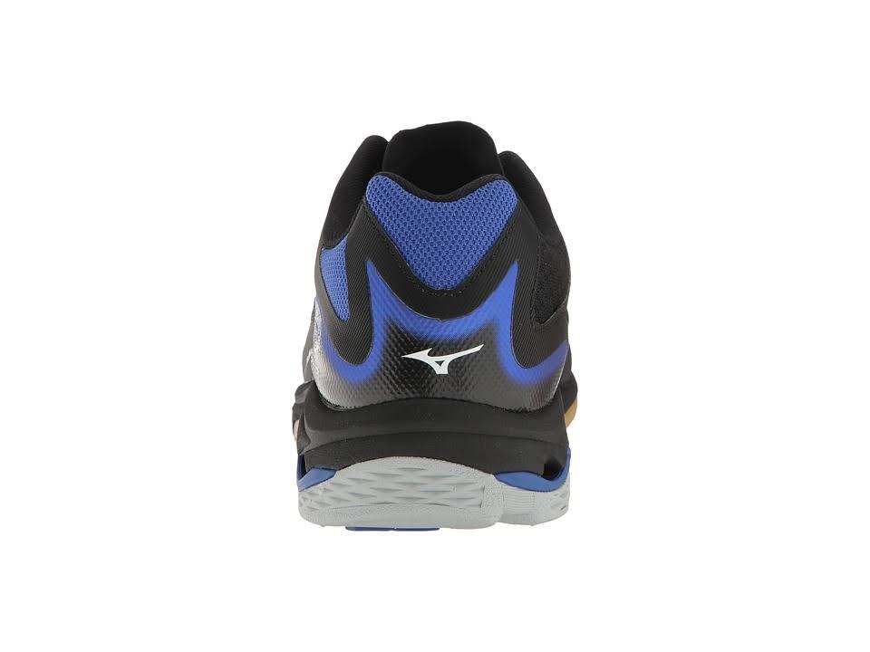 Größe Damen 9052 Wave 430228 Lightning Royal Volleyballschuhe Mizuno Schwarz Z3 6 0q7PPB