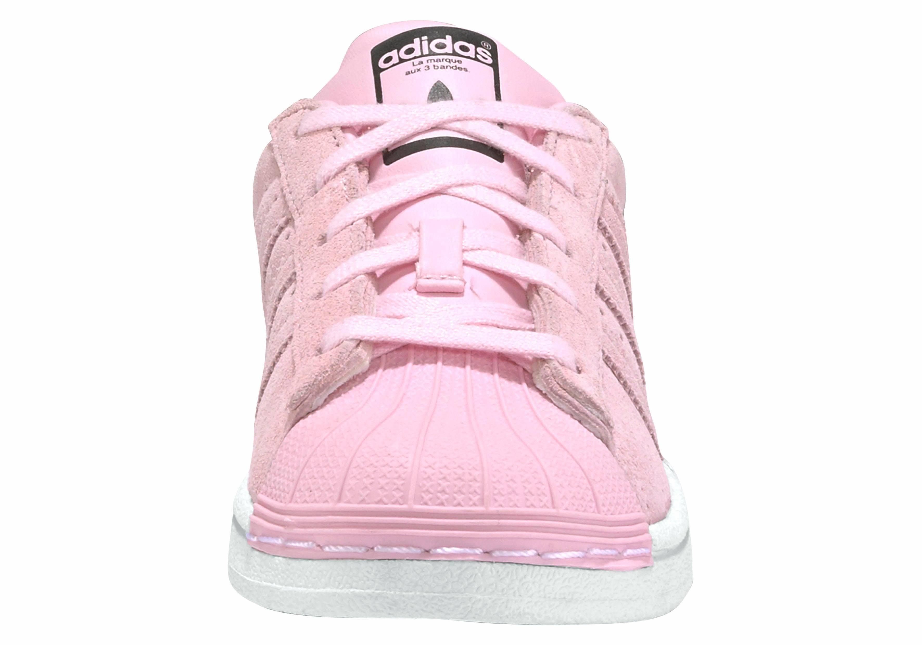 5 35 Magenta Maat Roze J Sneakers Adidas Superstar OnwkP8X0