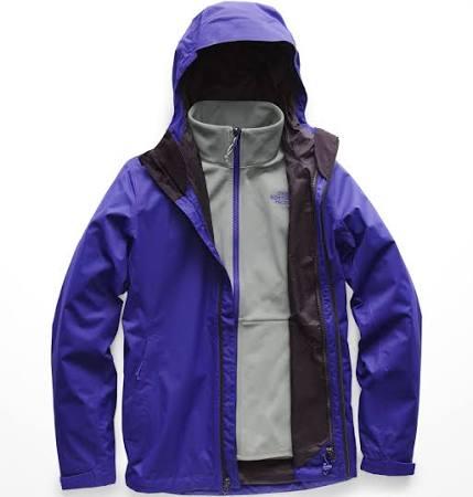 Arrowood Face Damen Cus2 Triclimate North 7qj Style Jacket wOxFI5I