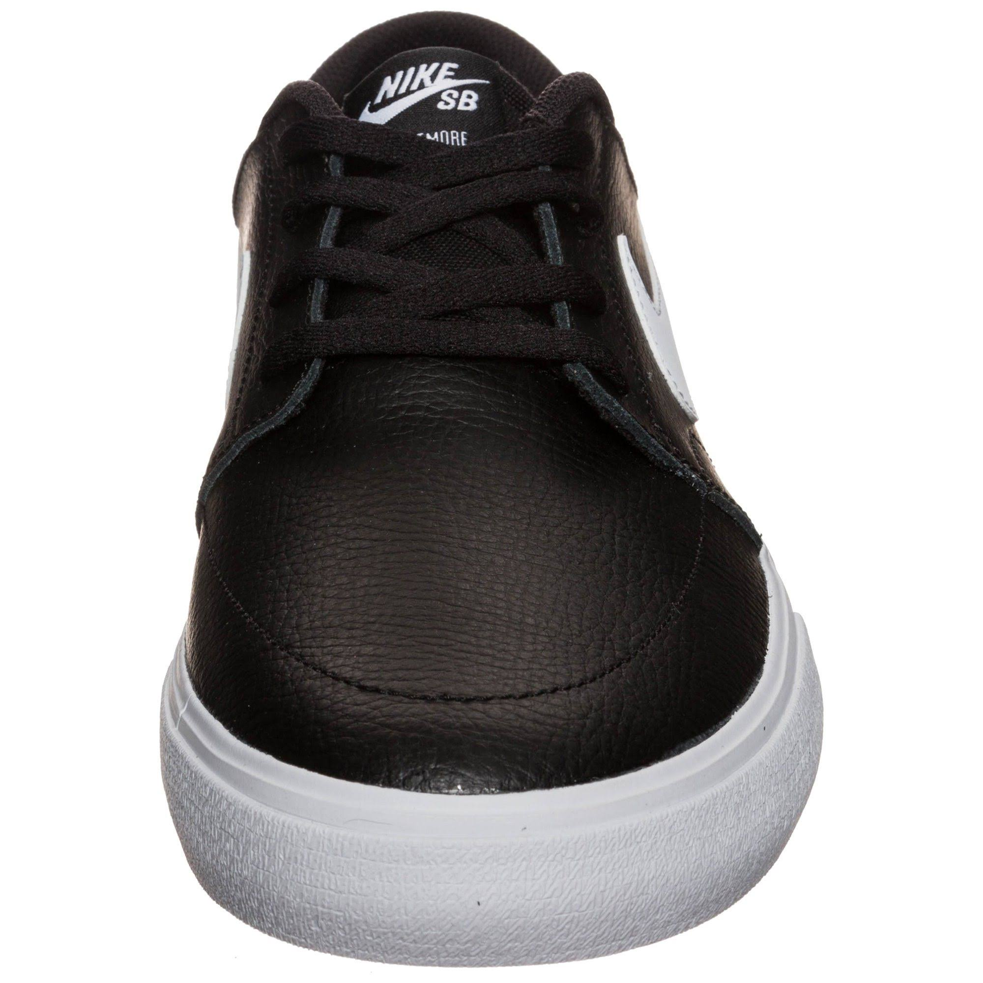 4 Prm Schwarz Portmore Zehenkappen Solar Ii Nike Buty Sb black UwzUPg