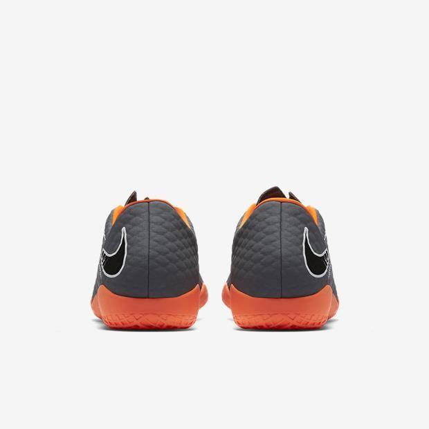 Chuteira Cinza Hypervenom X 3 Phantom Adulto Nike Academy Ic Futsal qzOxCqf