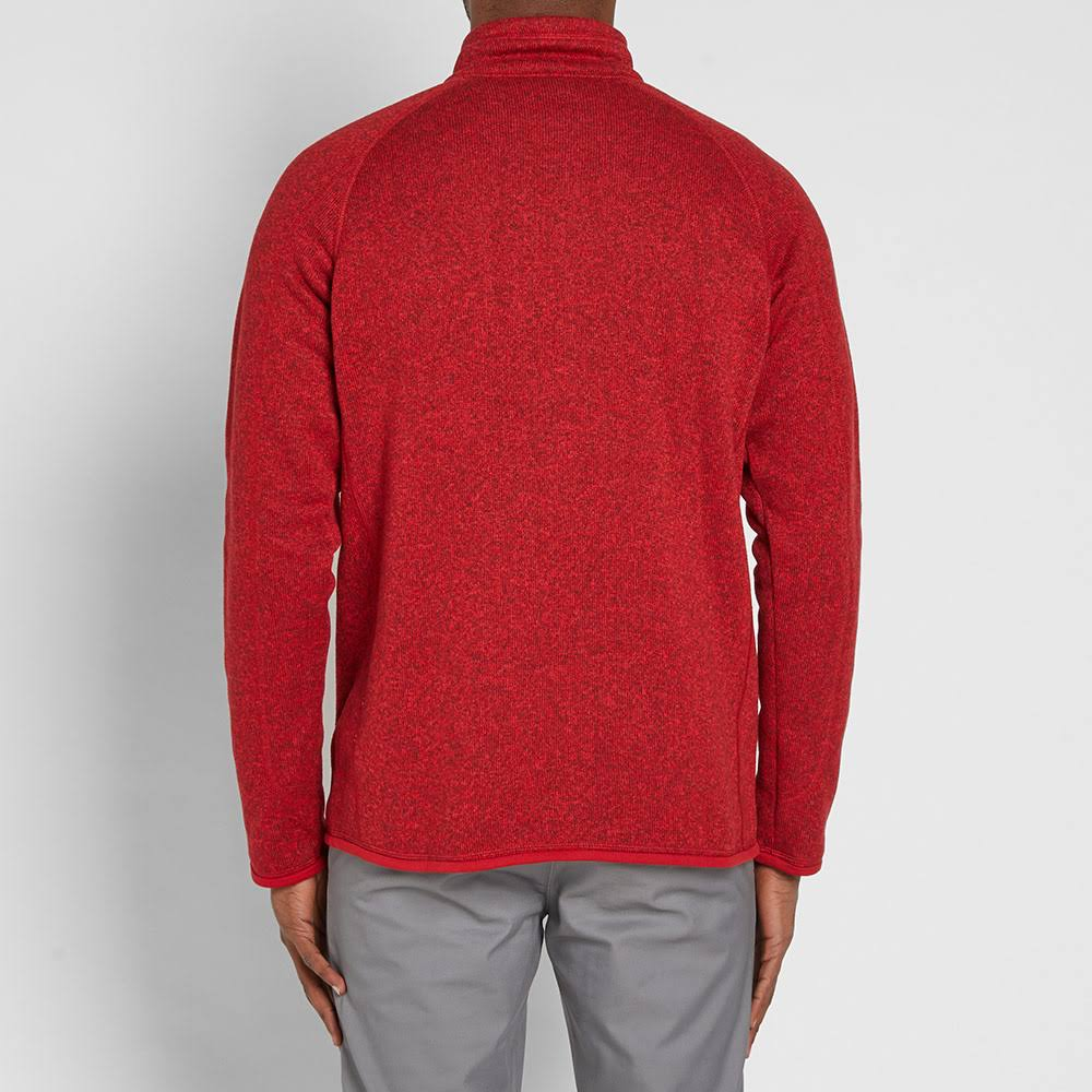 Men's Rot Sweater 25522 M Zip 1 4 Patagonia Better 4A6qdw61
