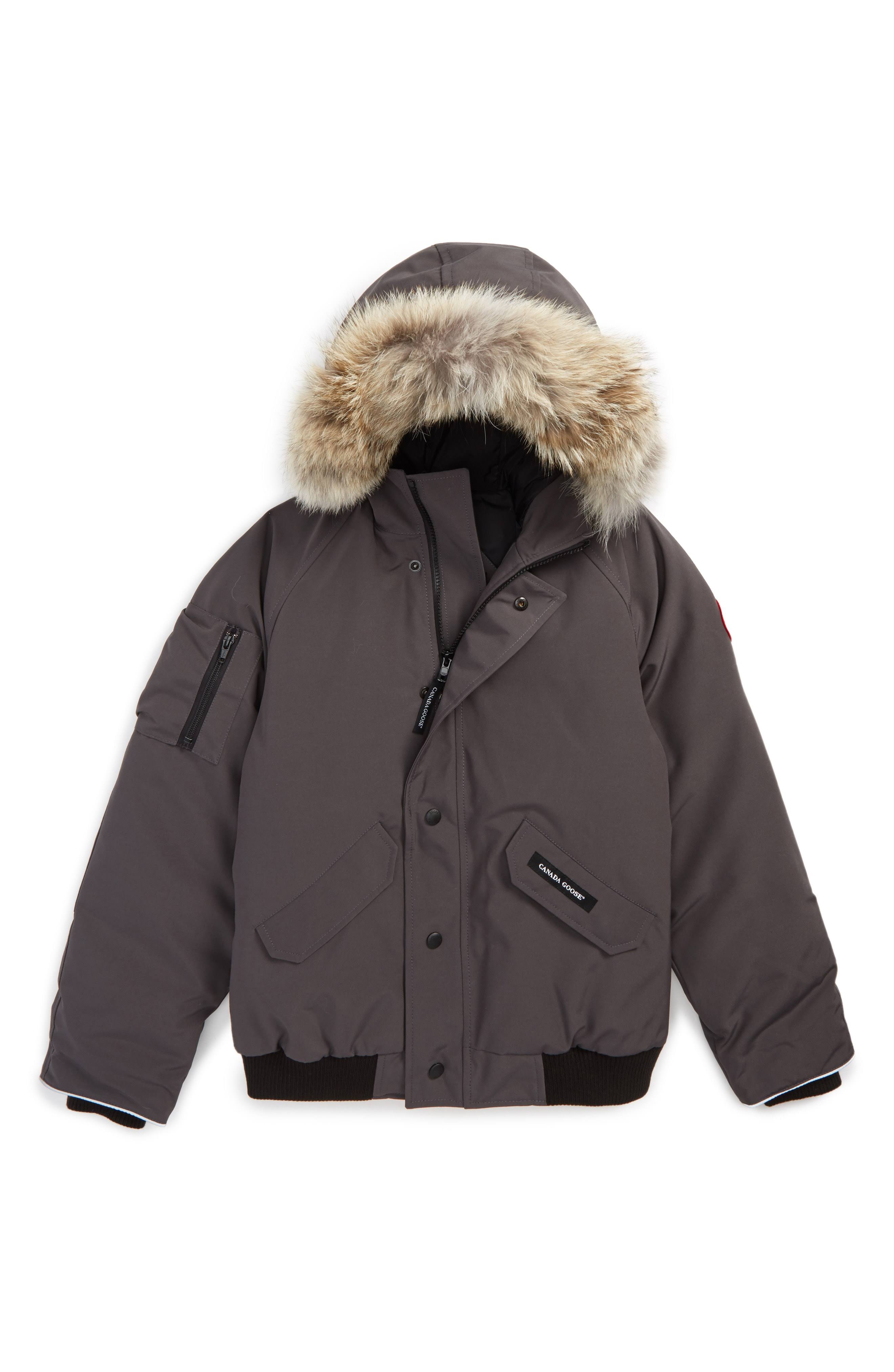 Goose Rundle Graphite Graphite Canadá S Bomber npYdUwfq