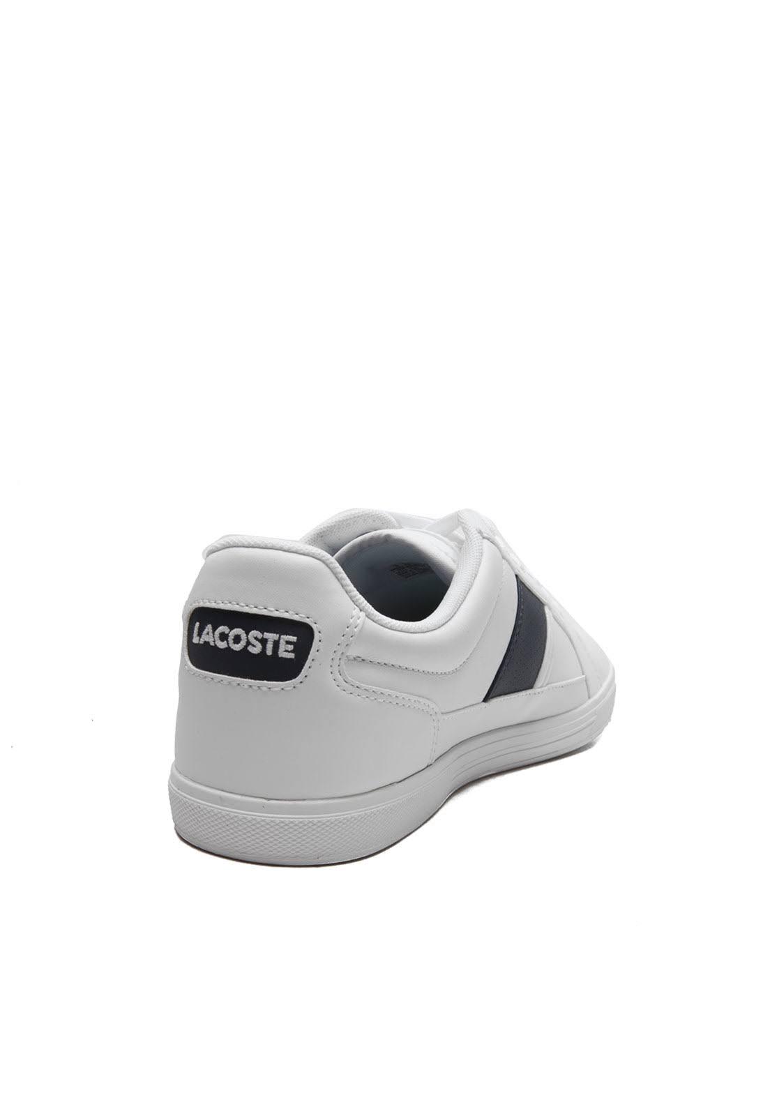 Europa Lcr3 Lacoste Europa Lcr3 ShoesBianco Lacoste w0P8nkNOXZ