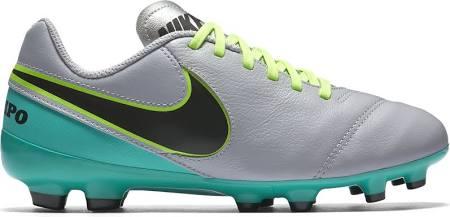 Nike Fútbol Vi Botines Gris Kids Jr Legend De Tiempo Fg 5qqvwEg