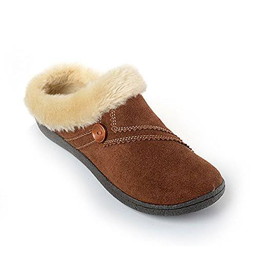 op pantoffels 10 Womens M zadel Clarks Kimberly Slip 0wNm8vn