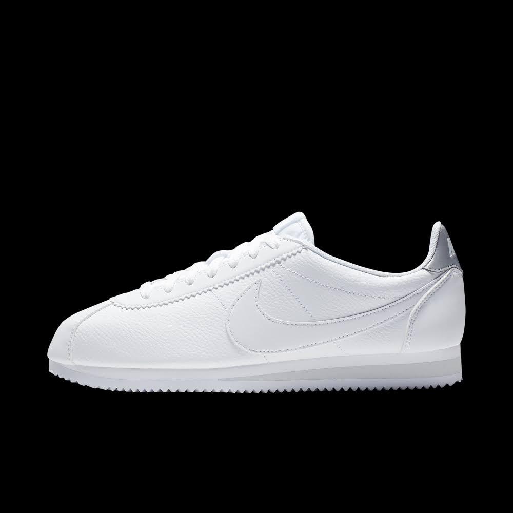 8witWitzuiver maat Classic Cortez Herenschoen platina Nike zMVqSpU