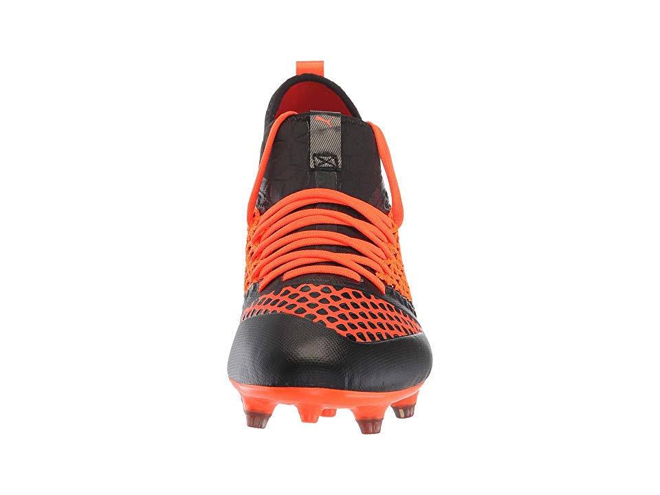 Men's 3 Orange Future Black Puma Netfit Fg ag shocking 2 dtZHqf