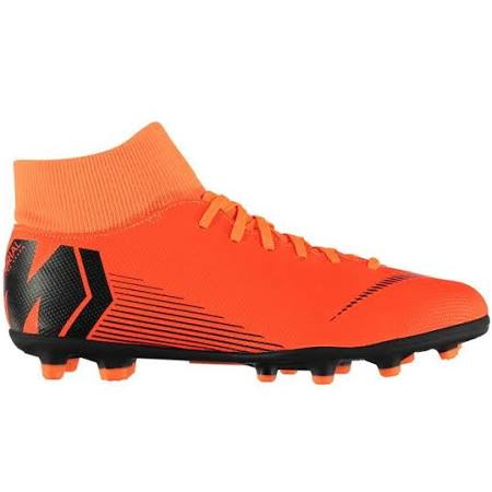 Boots Fg Mercurial Size Orange Superfly Mens Nike Football Club 6 IYaqTwT