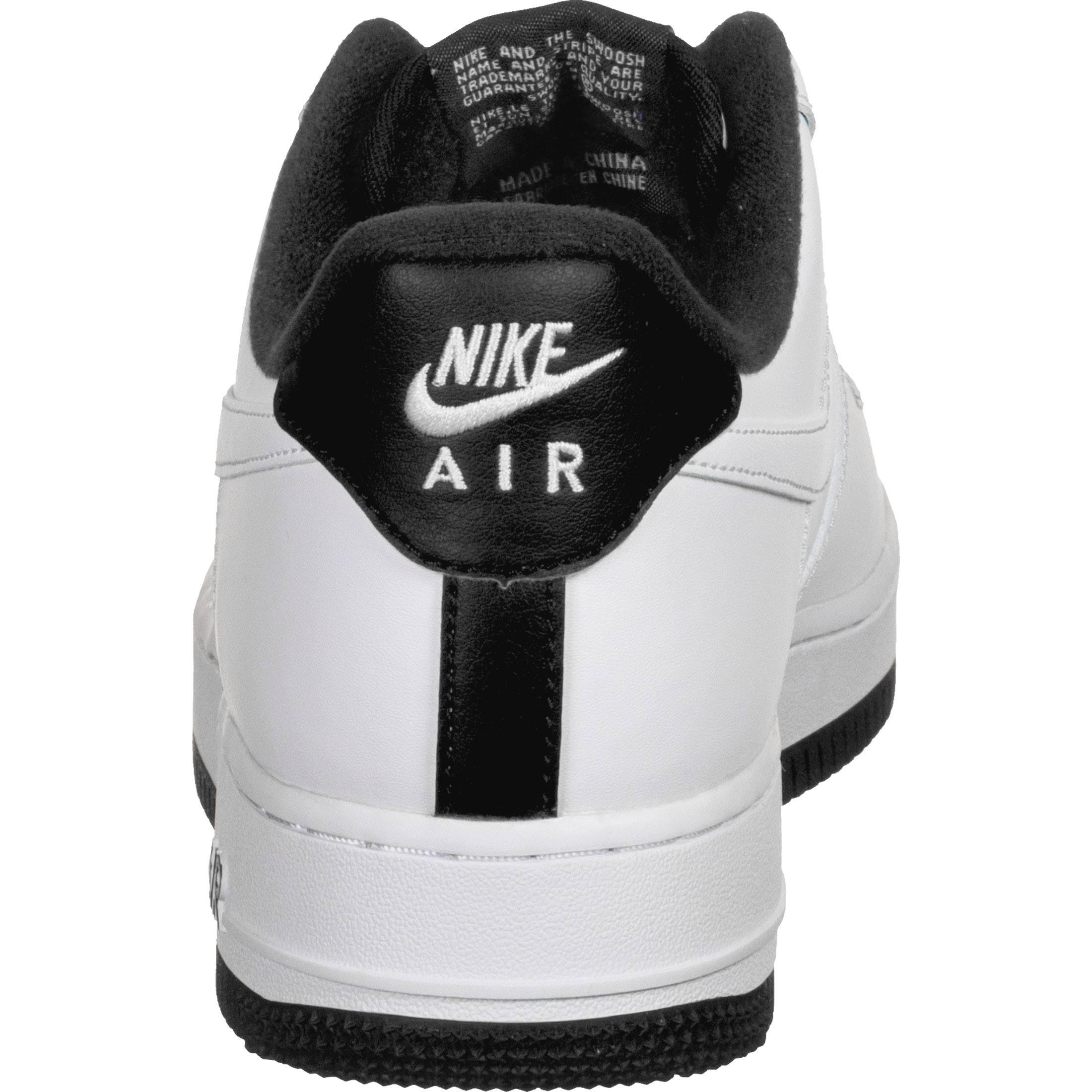Nike Air Force 1 07 Bianco Nero