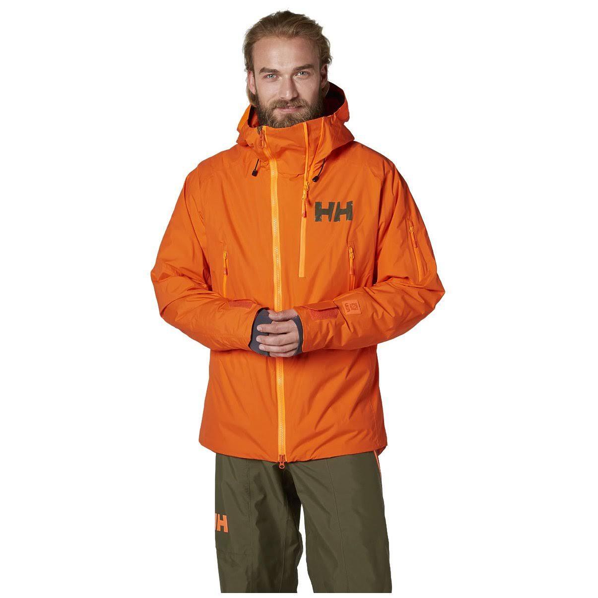 Chaqueta Esquí Flame Xxl 2xl 37 Helly Para Hansen Tamaño De Hombre Backbowl 7rwq5A7