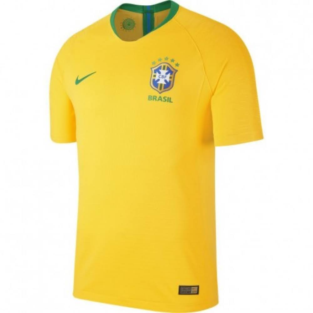 Brasil Inicio Yellow 2018 Nike Vapor Match Shirt 2019 7nzwwHqR6