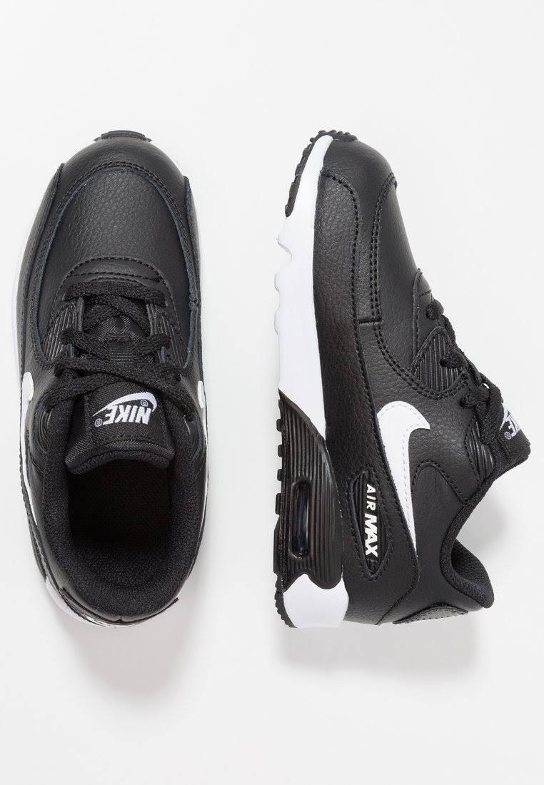 Max Air Größe Schuhe Sportswear Sneaker Nike 23 23½ Low 90 Schwarz white Black anthracite 5 qAEzOx5w