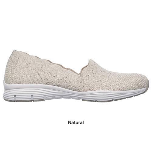 Slip Naturel 6 M maat SkechersSeager On Shoes 5 Stat Damesschoenen 1lJ5Kc3uTF