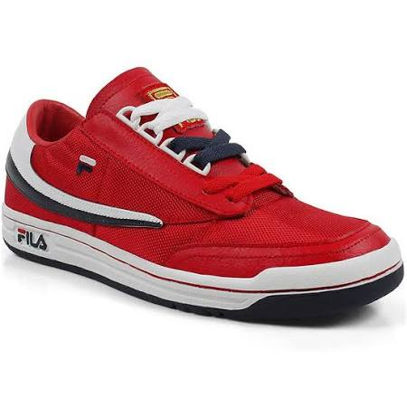 7 Fila Men's Tennis Size Sneakers Original 5 aZF7a