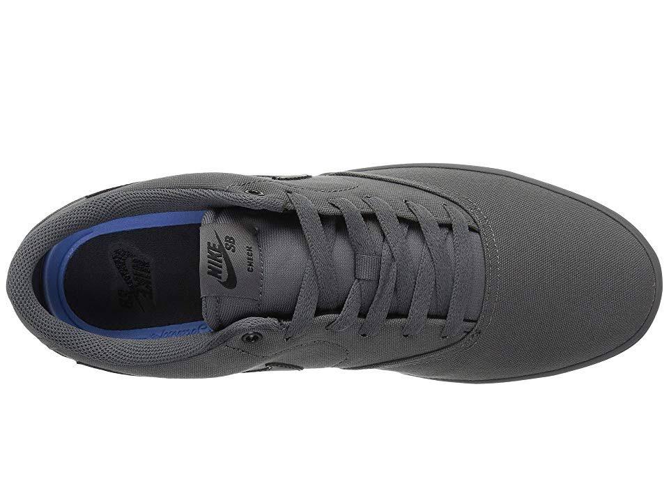 Solar Dark 843896 Mens Check Nike Style Grey Sb Cnvs Black qFWvU