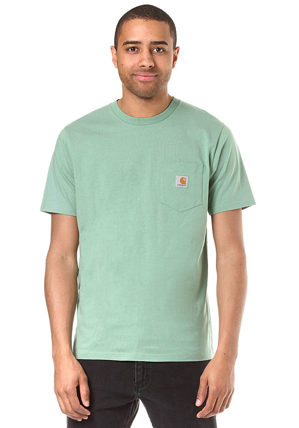 uomo Carhartt Wip verde shirt T TJKFl1c