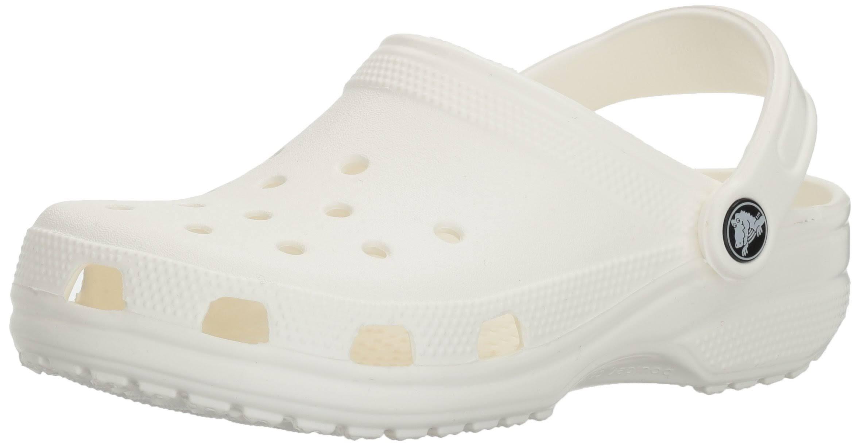 37 Crocs white Schuhe Weiß White 100 10001 38 Classic 88rWcpPB