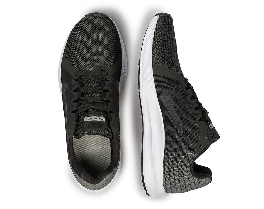 Yeşil 302 8 Ayakkabı Nike Erkek 908984 Zeytuni Downshıfter Koşu qZwAt