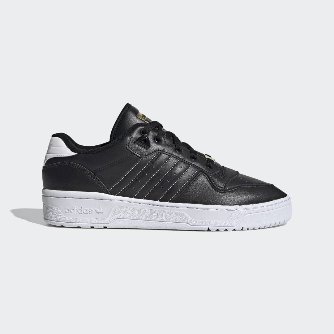 Adidas Rivalry Low Shoes - Black