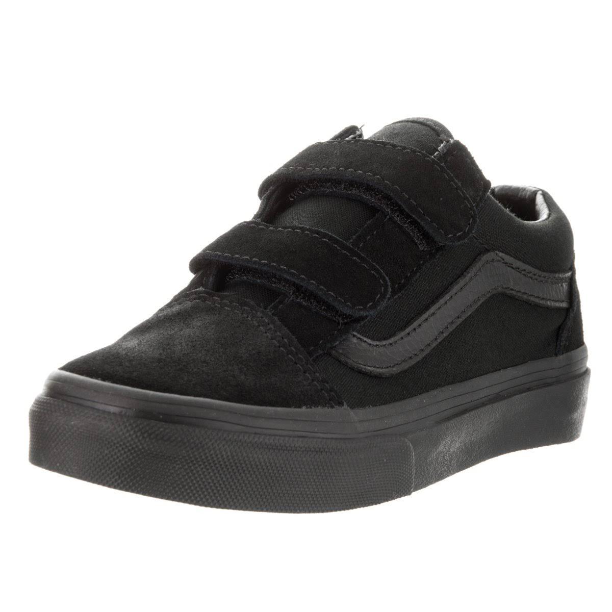 Vans Skate V 1 Kids Pk Zapatillas Old De School Blk 5 qHxwx5EYT