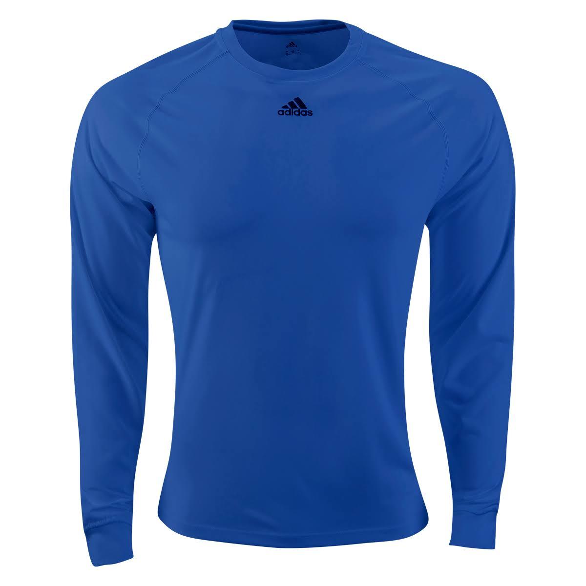 Climalite Adidas Hombre Tamaño 4xl Camiseta Larga Team 2946cly De Manga CYtXq