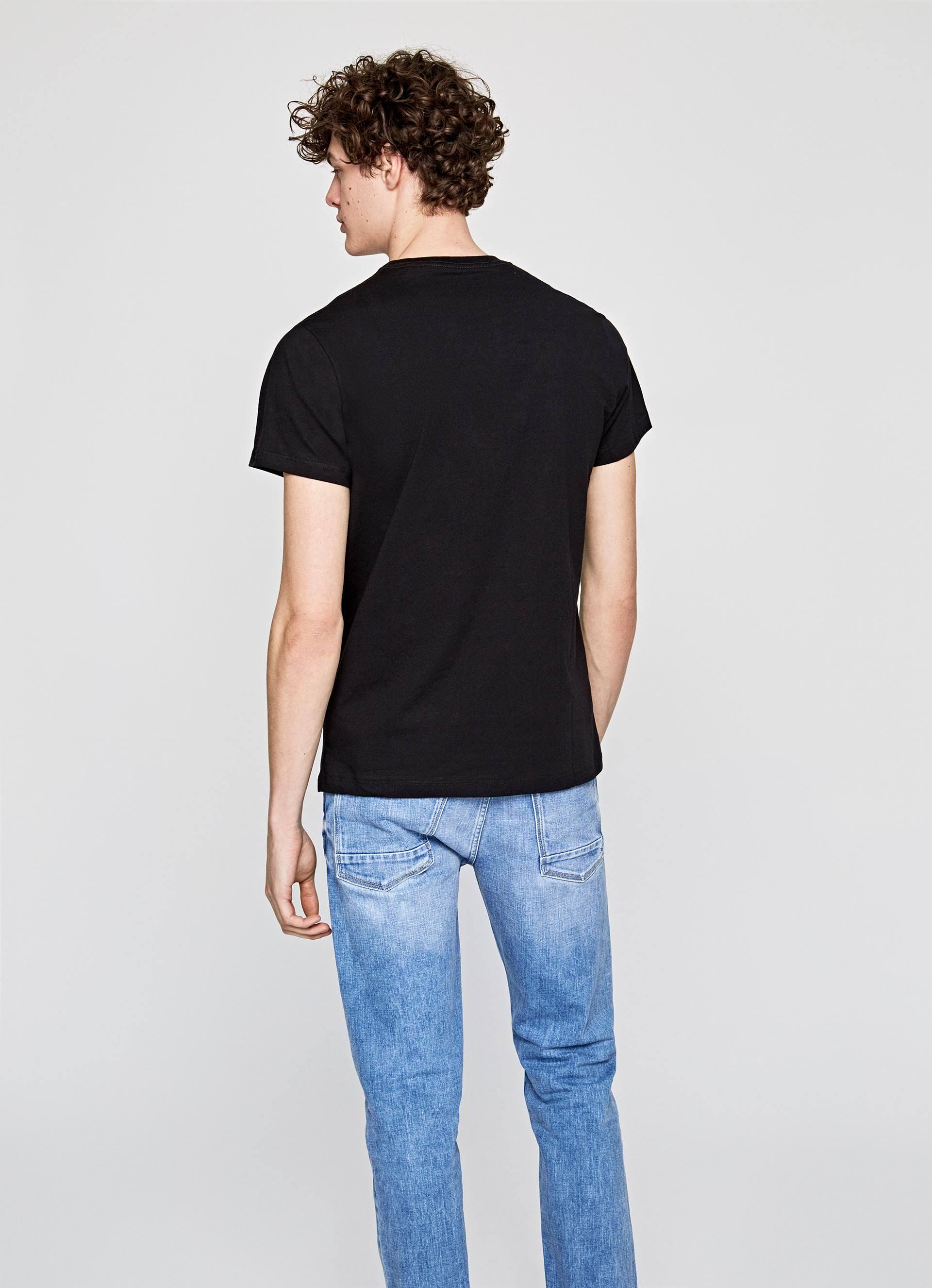 Negro Xs Eggo Pepe Xs Pepe Eggo Jeans Negro Jeans Pepe qZz8wxRxp
