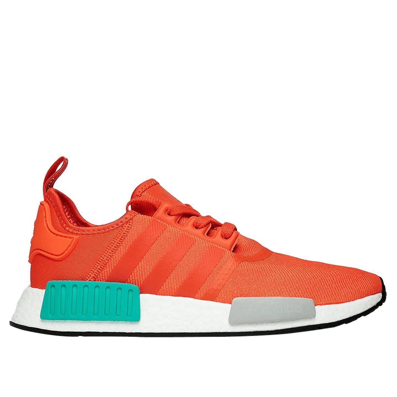 Nmd Para 5 Calzado R1 9 Naranja Casual Hombre Adidas Runner Tamaño xTXvqErXwn