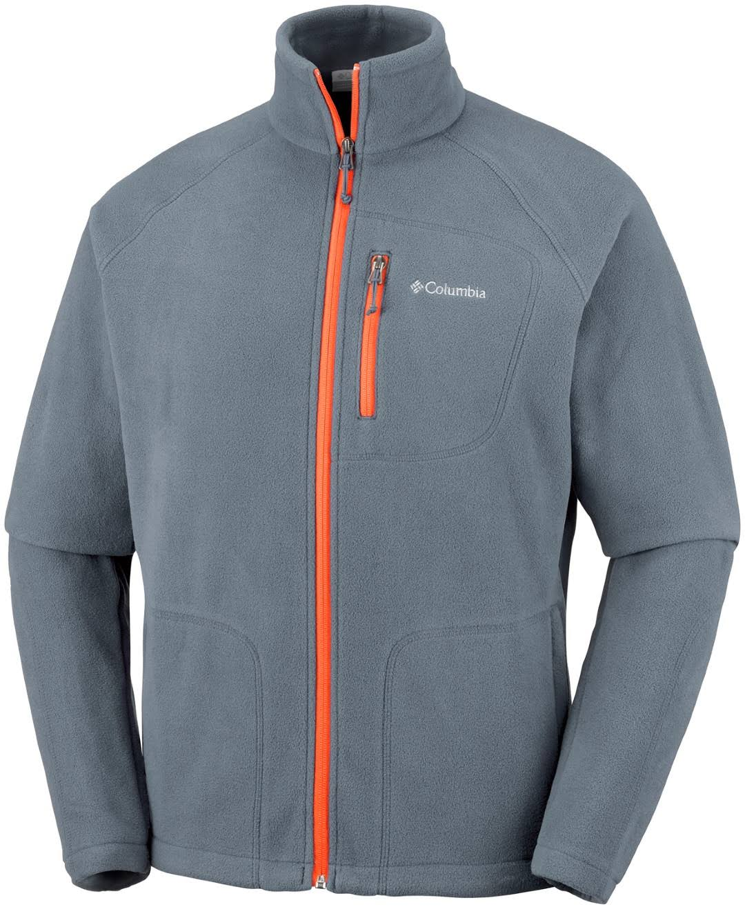 Backcountry Durchgehender Ii L Columbia Orange Fleece graphit Trek Fast fqAwnwBpY