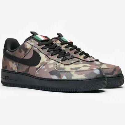 Force Nike 1 amp; Ale Air Khaki 07 Brown Black S55wranqUx