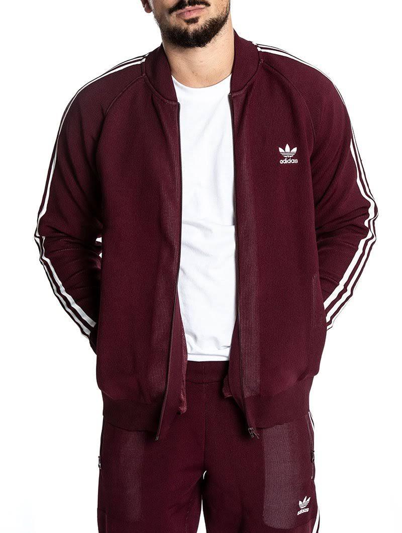 Maroon De Sudadera Adidas Black Punto Friday Top Y4w0Fan8