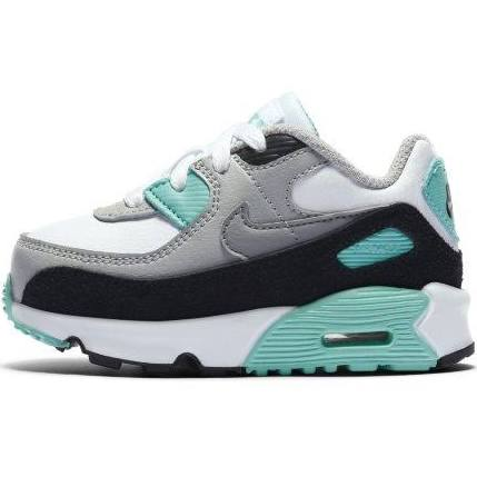 Nike Air Max 90 Baby and Toddler Shoe - White  3nbXetX