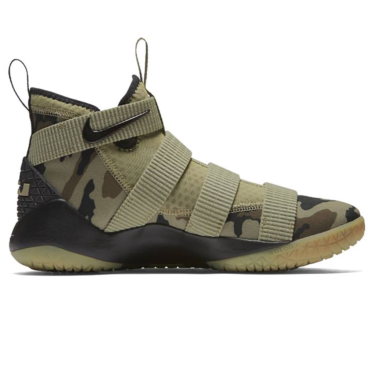 11 Nike Soldier Hasel Basketballschuhe Lebron Olive Neutral Herren rrS1cEUBy