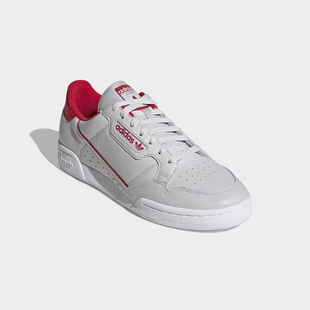 Adidas Continental 80 Shoes - Womens - Grey