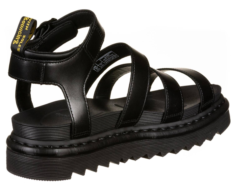 DrMartens Black Blaire DrMartens Blaire Black Blaire Sandal Sandal DrMartens VSLqzpGUM