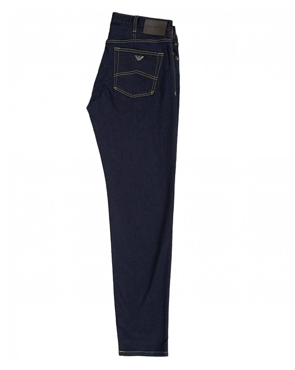 Armani Fit Regular Emporio Jeans Blu J21 KJF3l1cT