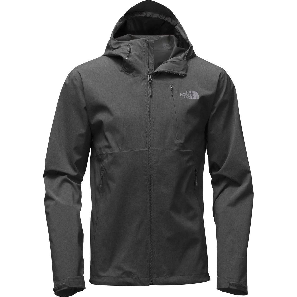 Face Oscuro dyz Chaqueta Heather North Tnf Nf0a2tck Xl De Gris Thermoball Triclima q6qwv4IO