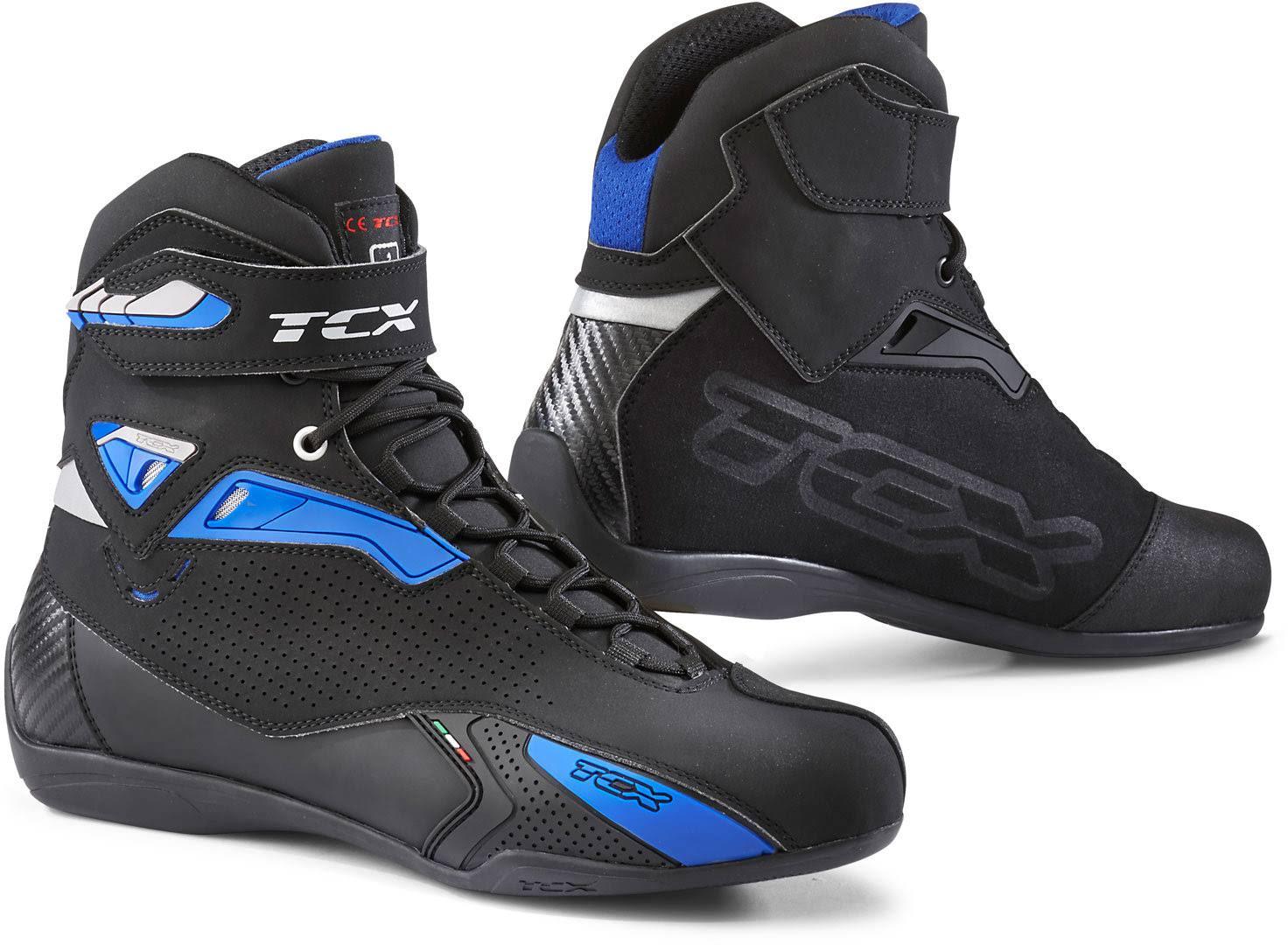 Boots Eu 41 Negro Short Rush Hombre Azul Tcx qwnHF4T0E
