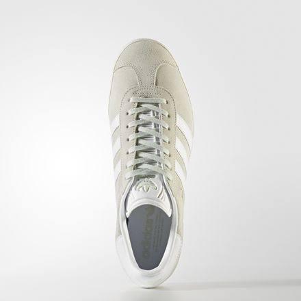 Zapatillas Adidas Blanco Verde Gazelle 8 Lino Hombre Dorado f8rnfwgSq