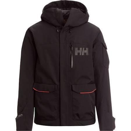 L 2018 Hansen Helly Fernie 0 Herren Schwarz Jacket 65614 2 zH64gw5qx