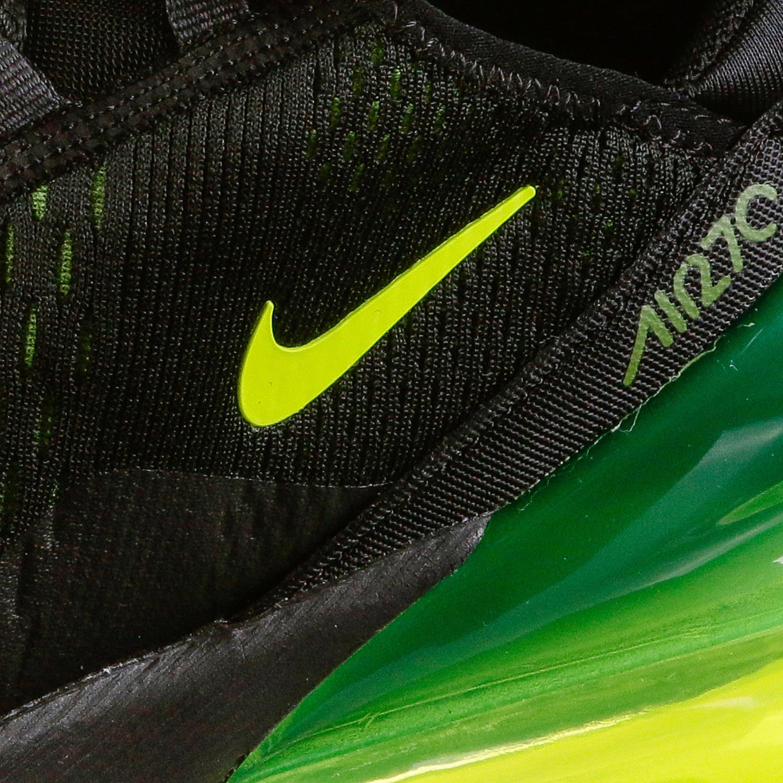 270 Air Black Nike Neon Max 1FclJK