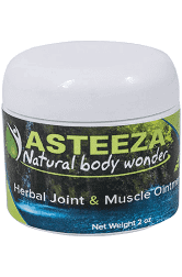 Asteeza Natural Body Wonder 2 oz - Topical Pain Relief Ointment - Asteeza - by ScripHessco