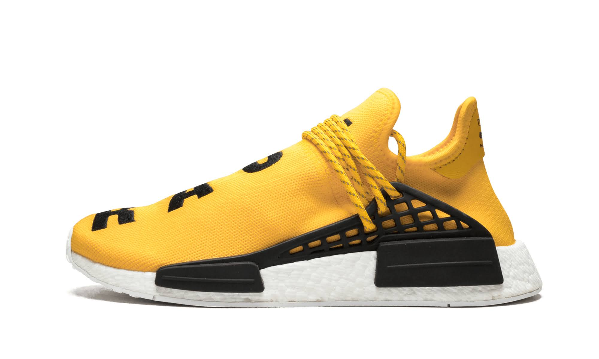 Race Adidas Black Nmd Core Yellow Pw Human 'pharrell' Eq6qw1zfB