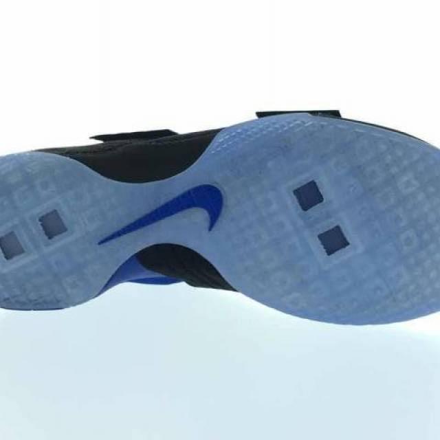 Sfg Baloncesto Negro Azul Para Soldier Lebron Zapatillas De Nike 10 Hombre SwUY6Y