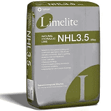 Limelite Hydraulic Lime NHL 3.5 25Kg bag