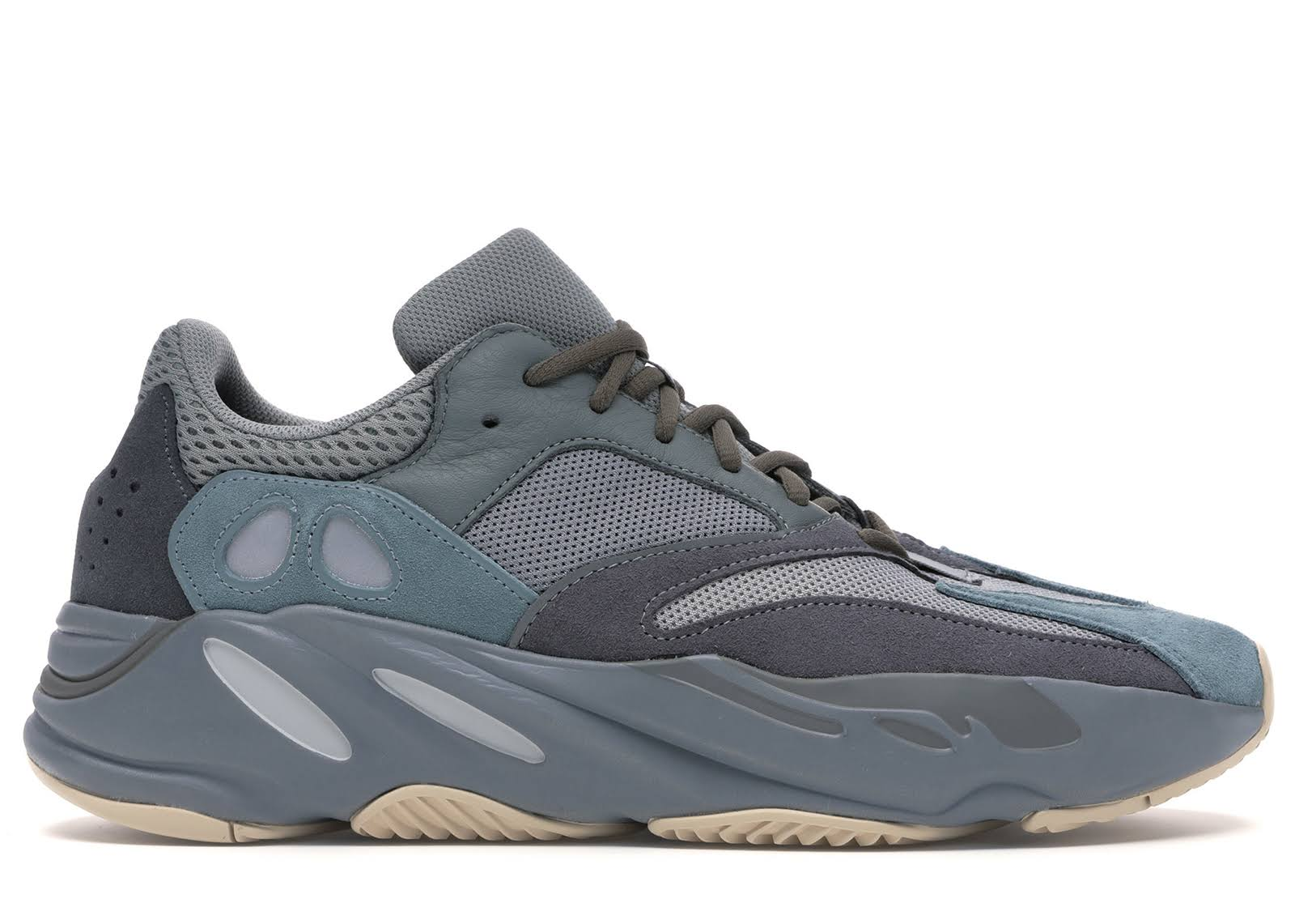 Adidas Yeezy Boost 700 'Teal Blue' Shoes - Size 8.5