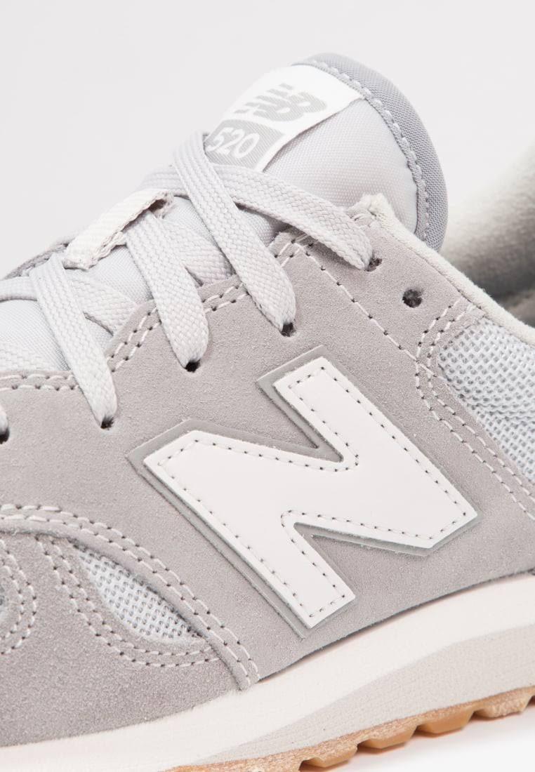 Grey Trainers 520 grau Balance In New Grau Grau Suede nOXtUfx